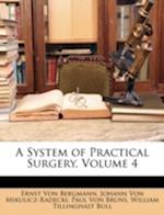 A System of Practical Surgery, Volume 4 af Paul Von Bruns, Johann Von Mikulicz-Radecki, Ernst Von Bergmann