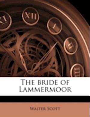 Bog, paperback The Bride of Lammermoor af Walter Scott