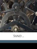 Sand .. af Rebecca Dial
