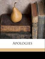 Apologies af Marcel Dugas