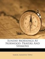 Sunday Mornings at Norwood af Samuel Augustus Tipple