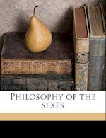 Philosophy of the Sexes af M. Jewett