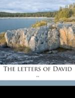 The Letters of David .. af Martha E. Watts