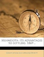Minnesota af Girart Hewitt