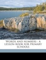 Words and Numbers af Henry E. Sawyer