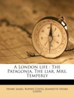 A London Life af Henry James, Rupert Costo, Jeannette Henry Costo