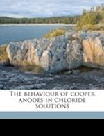 The Behaviour of Cooper Anodes in Chloride Solutions af Saul Dushman