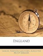 England af Augustus Hunt Shearer, Samuel Rawson Gardiner