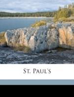 St. Paul's af Elizabeth Wilson Grierson