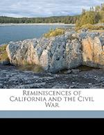 Reminiscences of California and the Civil War af Daniel Cooledge Fletcher