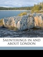 Saunterings in and about London af Max Schlesinger, Otto Von Wenckstern
