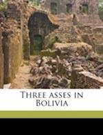 Three Asses in Bolivia af Lionel Portman