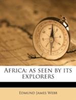 Africa af Edmund James Webb