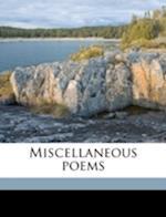 Miscellaneous Poems af Jonathan Douglas