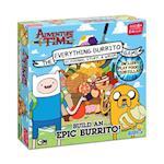 Adventure Time Everything Burrito