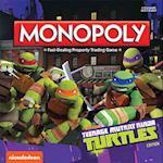 Monopoly : Teenage Mutant Ninja Turtles af Usaopoly