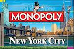 Monopoly New York City Collector's Edition af Usaopoly