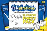 Telestrations 12 Player - Party Pack af Usaopoly