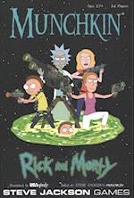Munchkin - Rick and Morty Edition