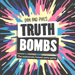 Bog, ukendt format Dan and Phil's Truth Bombs af Inc. Bananagrams