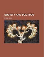 Society and Solitude af Innes Hoole