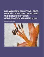 Das Wachsen Der Steine (69) af Rudolph Ludwig