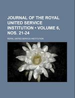 Journal of the Royal United Service Institution (Volume 6, Nos. 21-24) af Royal United Service Institution