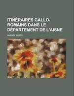 Itineraires Gallo-Romains Dans Le Departement de L'Aisne af Am D. E. Piette, Amedee Piette