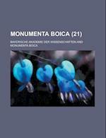 Monumenta Boica (21) af Bayerische Akademie Der Wissenschaften