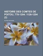 Histoire Des Comtes de Poitou, 778-1204 (2)