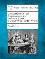 Grossbritannien af Adolf Lenz