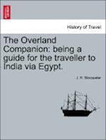The Overland Companion af J. H. Stocqueler