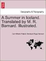 A Summer in Iceland. Translated by M. R. Barnard. Illustrated. af Mordaunt Roger Barnard, Carl Wilhelm Paijkull