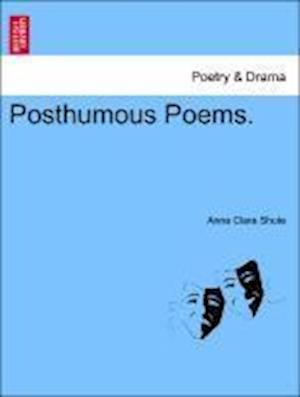 Posthumous Poems.