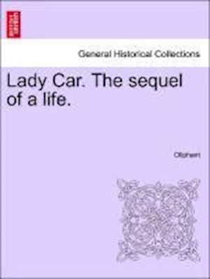 Lady Car. The sequel of a life.