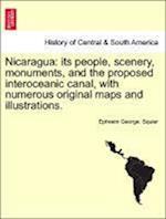 Nicaragua af Ephraim George Squier
