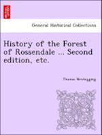 History of the Forest of Rossendale ... Second Edition, Etc. af Thomas Newbigging
