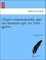 Chant Communiste af Hercule Birat
