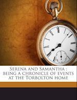 Serena and Samantha af Rosa Kellen Hallett
