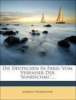 Die Deutschen in Paris af Andreas Niedermayer