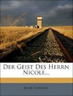 Der Geist Des Herrn Nicole. af Rene Cerveau