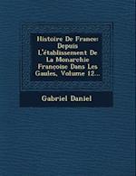 Histoire de France af Gabriel Daniel