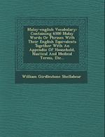 Malay-English Vocabulary
