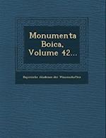 Monumenta Boica, Volume 42...