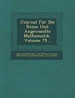 Journal Fur Die Reine Und Angewandte Mathematik, Volume 79... af Kurt Hensel, August Leopold Crelle