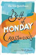 The New York Times Best of Monday Crosswords