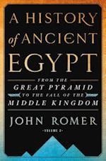 A History of Ancient Egypt (History of Ancient Egypt, nr. 2)