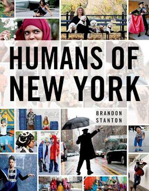 Bog, hardback Humans of New York af Brandon Stanton
