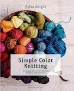Simple Color Knitting af Erika Knight