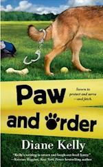 Paw and Order (A Paw Enforcement Novel)